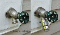 Hose Bib Question | Terry Love Plumbing & Remodel DIY ...