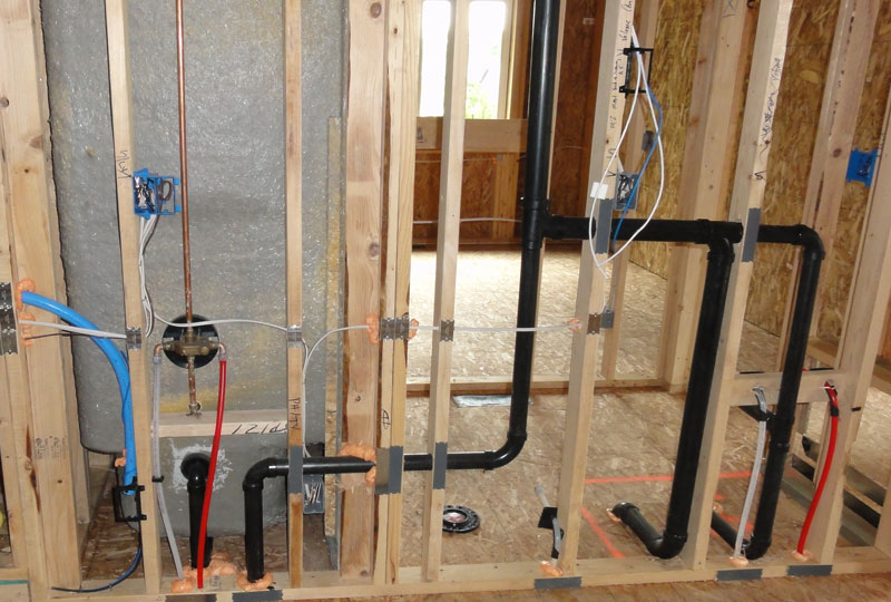 flat 4 trailer wiring diagram 2002 hyundai elantra belt new construction plumbing layout | terry love & remodel diy professional forum