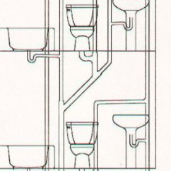 Plumbing Sanitary Riser Diagram 1997 Ford F150 Fuse Panel Back-to-back Toilet Installation | Terry Love & Remodel Diy Professional Forum