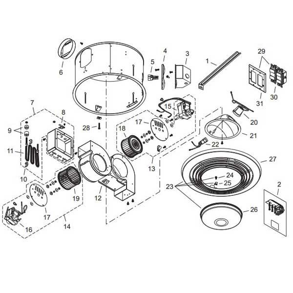 Nutone 9093 Wiring Diagram : 26 Wiring Diagram Images