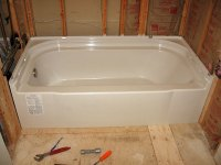 Bathtub Installation Kit. installing sterling accord tub ...