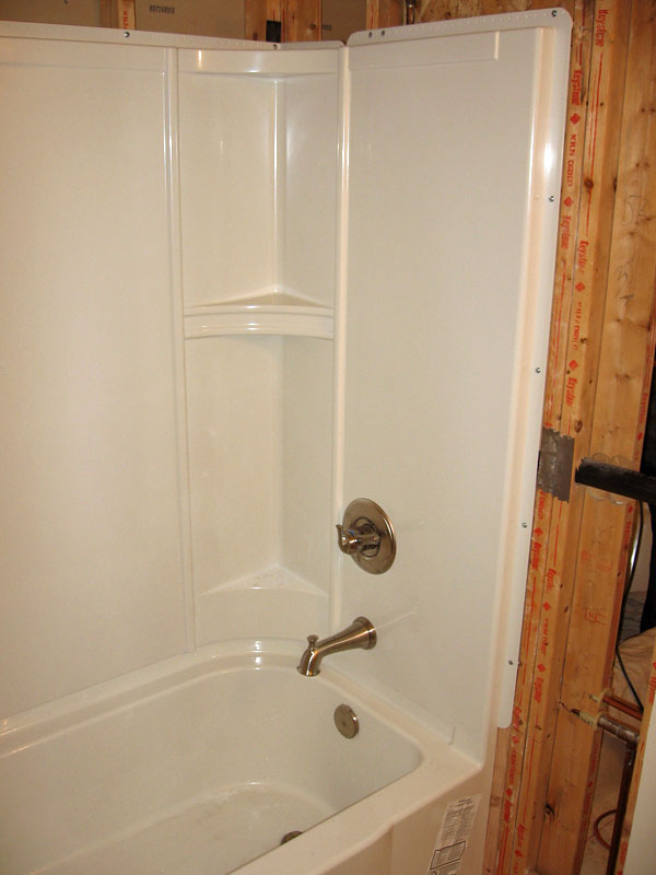 Installing Sterling Accord tubshower kits  Terry Love