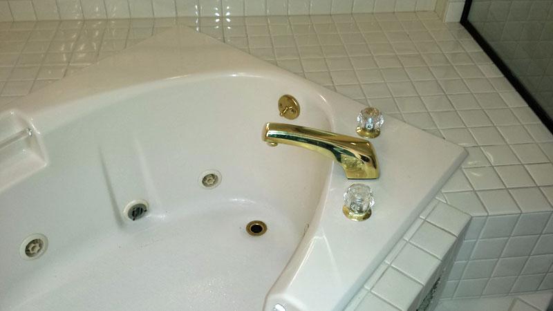 Delta Lahara Roman Tub Faucet Installation Faucet