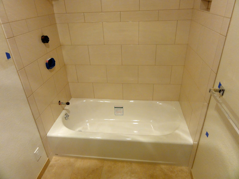 Installing A New Bathtub Grohe Tubshower Valve