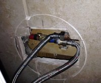 Shower Panel Install Gone Wrong | Terry Love Plumbing ...