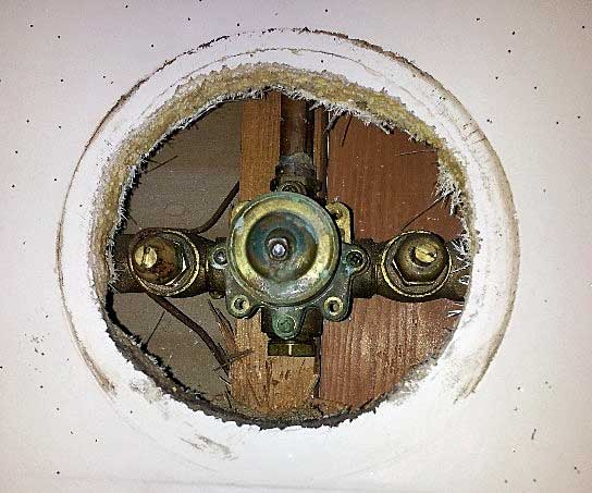 Price Pfister FlowMatic tub shower valve repair 9000220