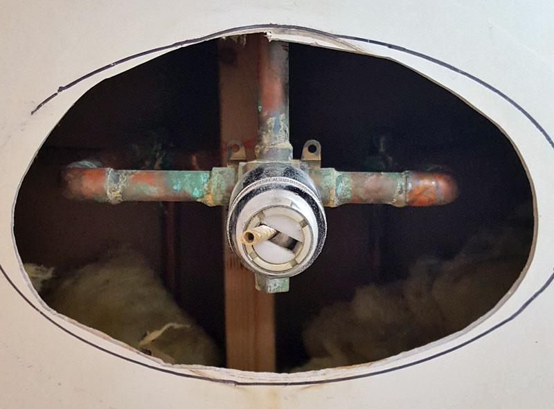 delta 600 shower valve replacement