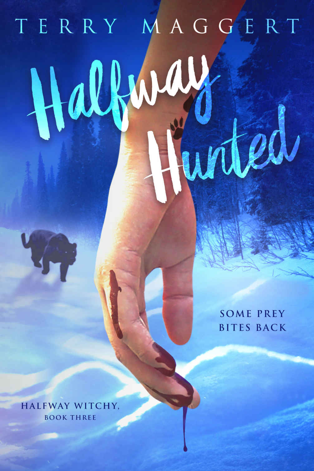 magical realism halfway hunted witches