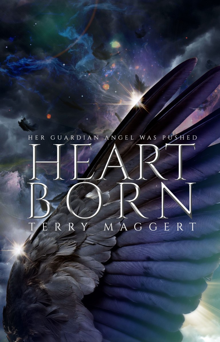 young adult time travel heartborn angels