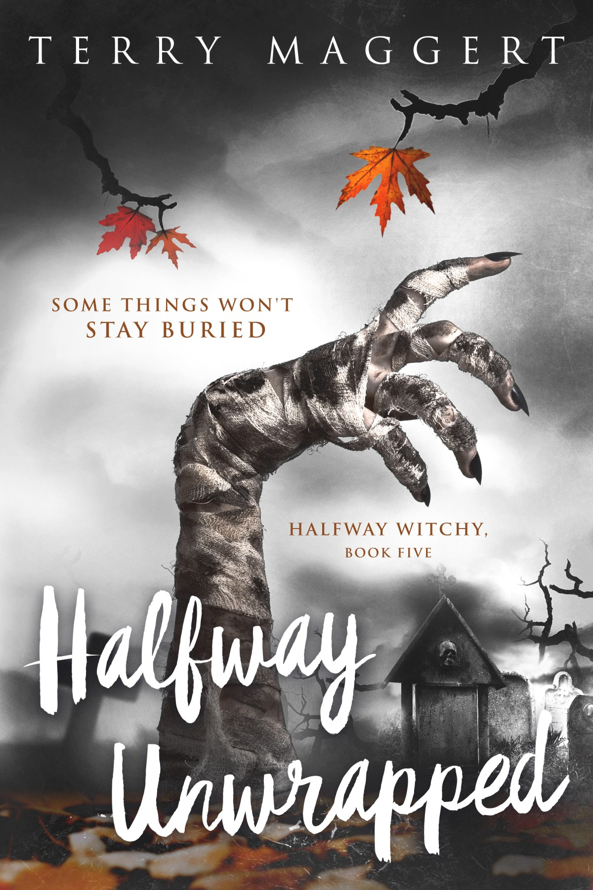 Witchy fantasy series halfway unwrapped
