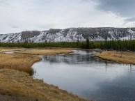 Madison River, Yellowstone National Park.