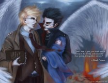 Good Omens - Armageddon by himlayan
