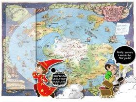 http://mewgal.deviantart.com/art/Discworld-Desktop-59131308