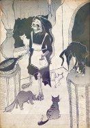 http://zehogfairy.deviantart.com/art/Death-with-Cats-430618618