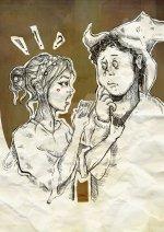 http://zehogfairy.deviantart.com/art/Princess-Keli-and-Cutwell-the-Wizard-431012852