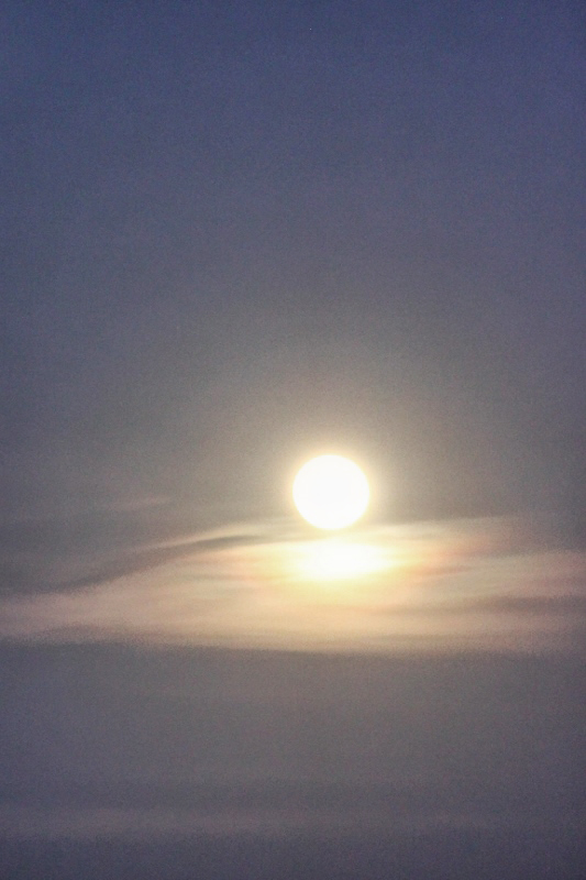 Full Moon Glowing off Clouds (533x800)