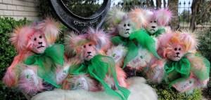 Rainbow and Sherbert Bears