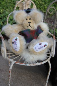 Fraser Clan Bear