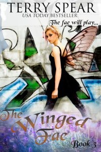 Winged fae
