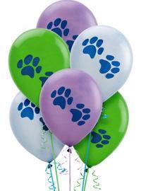 cougar book release balloons (2)