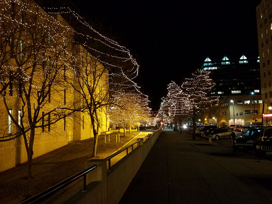 Christmas Lights Omaha.Christmas Lights In Omaha Terry Spear S Shifters