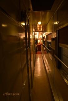 walkway in train 1000 213