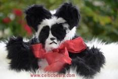 Panda with velvet paws 1000 001