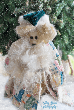 santa bears antique cloak 900 009