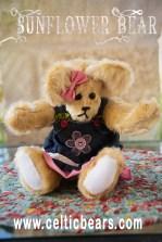 Sunflower Bear 1000 004