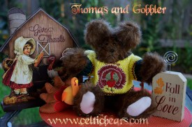Thomas and Gobbler Bear 1000 008