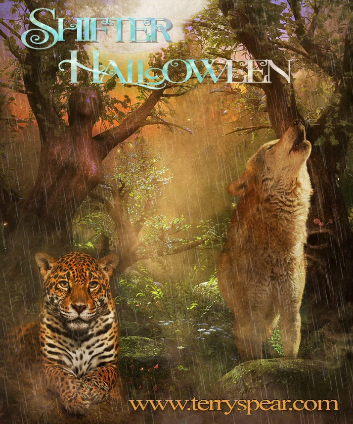Shifter Halloween jaguar and wolf 1000