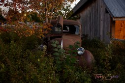 old rusty truck 1000 1033