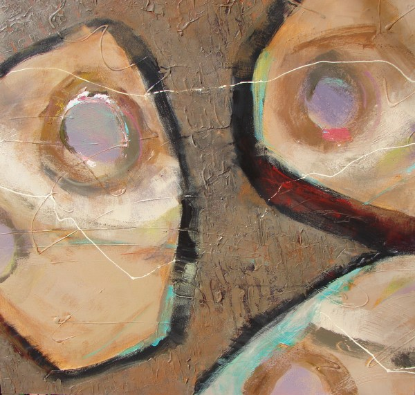 Abstract Paintings Terry Thirion Artist Charlotte Nc