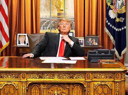 Trumpovaloffice