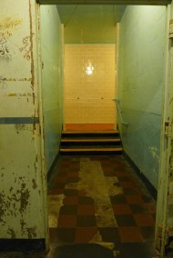 Hallway to the psych cells