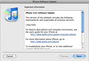 iPhone 2.0.2 update