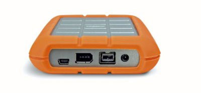 The LaCie Rugged ...