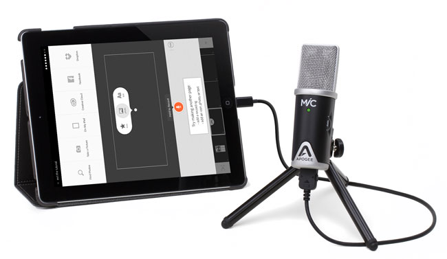 MiC96k_iPad