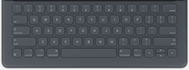 Apple Smart Keyboard Cover iPad Pro