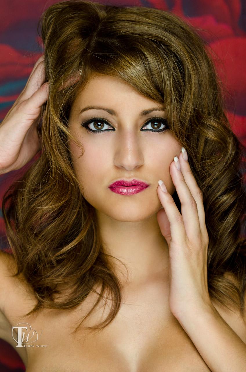 Beauty Portfolio Terry White Photography