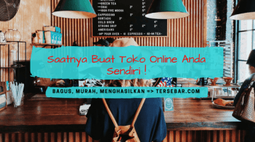 Punya Toko Online Ramai Pengunjung Bukan lagi Mimpi, Buat Sekarang Disini !