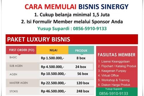 CARA MENJALANKAN BISNIS TANPA RIBA AGEN MLM SINERGI ECO RACING DI Genuk, Kota Semarang