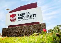 central university college cut off points