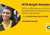 Bright Scholarship Programme