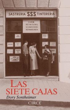 23.10 Charla y debate con la escritora Dory Sontheimer: «Las siete cajas»