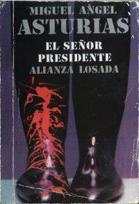 5.02.2020 Lectura de «El señor presidente» de Miguel Ángel Asturias