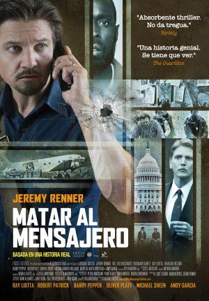 "9.6.2021 Watch-Party de la película ""Matar al mensajero"" (Kill the messenger/ 2014)"