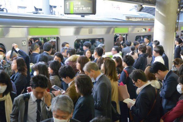 満員電車のない働き方