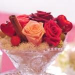 プレゼントはブリザードフラワーで決まり!手間要らずで1年中、花をキレイに見る方法