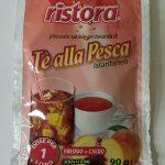 簡単便利なリストーラの「テ・アラ・ペスカ」は香り豊かなピーチティー!